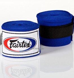Fairtex HW2 Elastic Hand Wraps - Blue