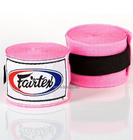 Fairtex HW2 Elastisch Hand Bandage - Roze