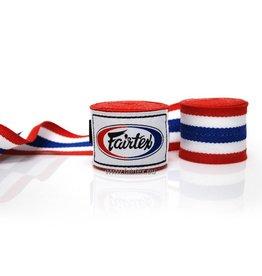 Fairtex HW2 Elastic Hand Wraps - Thai Flag