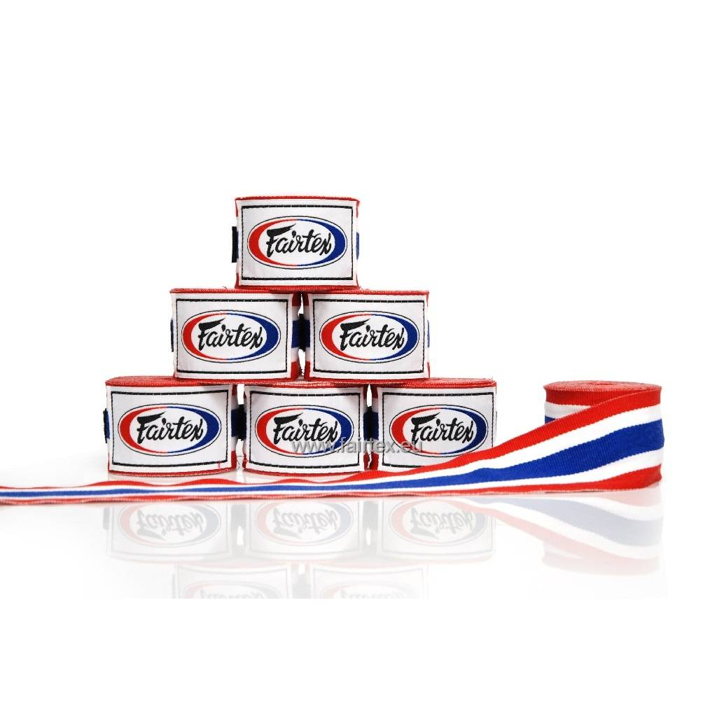 Fairtex HW2 Elastische Bandagen - Thai