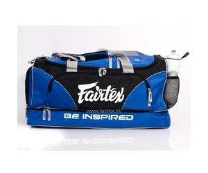 5575770563 Fairtex BAG2 Fairtex Gym Bag - Blue - Fairtex Europe
