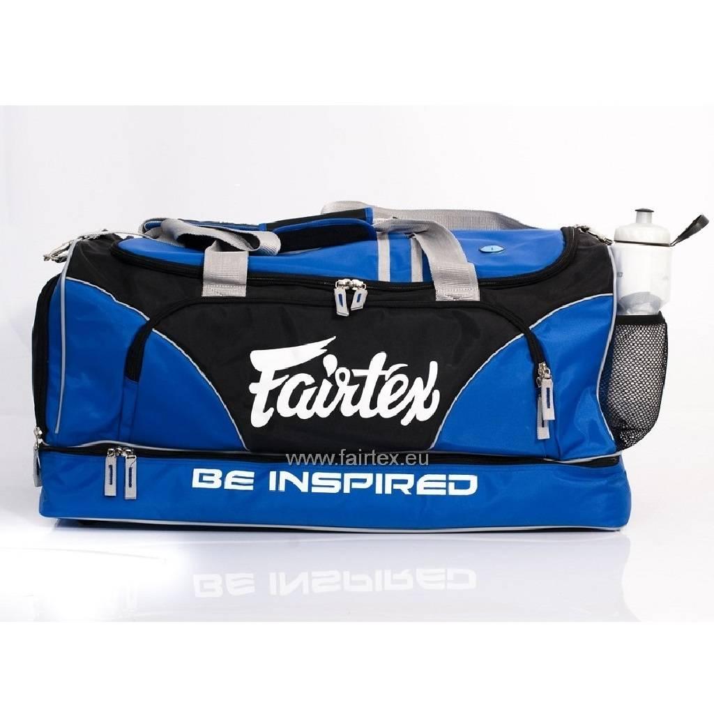 Fairtex BAG2 Fairtex Gym Tas - Blauw/Zwart