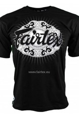 "Fairtex TS37 ""Champion"" T-shirt - Black"