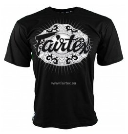 "Fairtex TS37 ""Champion"" T-shirt - Zwart"