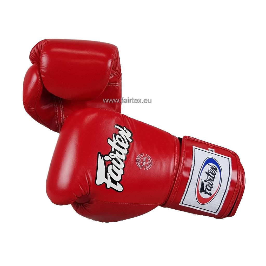 Fairtex BGV5 Super Sparring Handschuhe - Rot