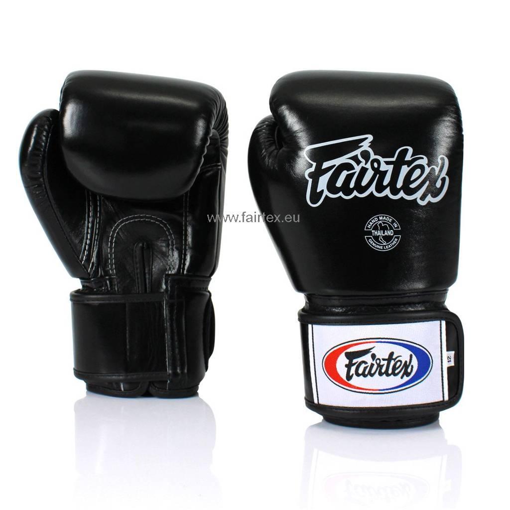 Fairtex BGV1 Universal Boxhandschuhe - Schwarz