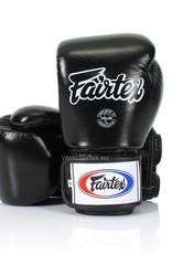 Fairtex BGV1 Universal Pro Fight Gloves - Black