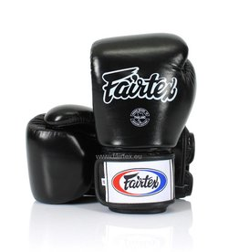 Fairtex BGV1 Pro Fight Gloves - Black