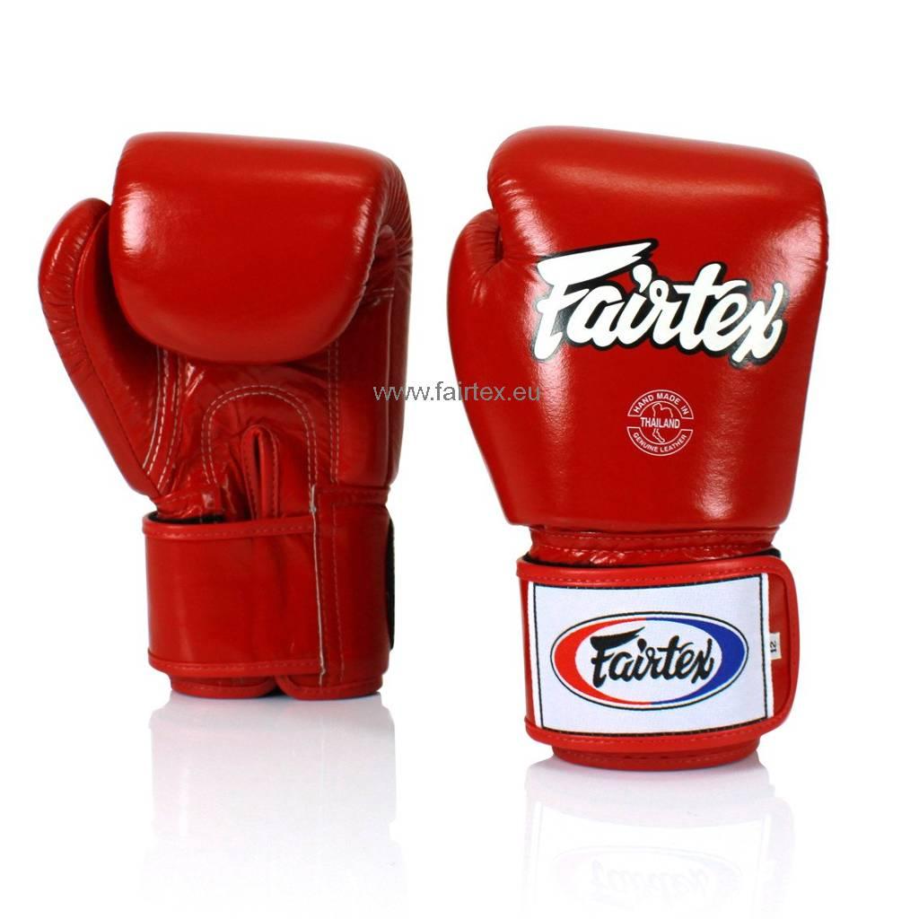 Fairtex BGV1 Universal Boxhandschuhe - Rot