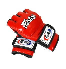 "Fairtex FGV12 ""Ultimate Combat"" Handschuhe - Rot"