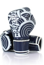 "Fairtex BGV14BLU ""Japanese Art"" Limited Edition Gloves - Blue"