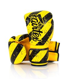 "Fairtex BGV14Y ""Grunge Art"" - Yellow"