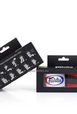 Fairtex HW2 Extra Lange Elastisch Hand Bandage - Zwart