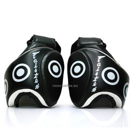 Fairtex TP3 Thigh Pads - Zwart