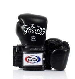 Fairtex BGV9 Mexican Style Gloves - Black