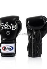 Fairtex BGV9 Pro Trainingshandschuhe Mexican Style - Schwarz
