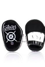 Fairtex FMV11 Aero Focus Pads - Wit/Zwart