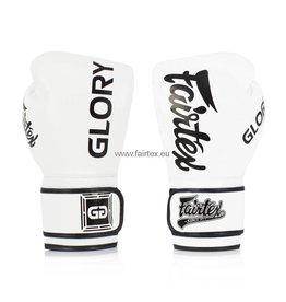 Fairtex BGVG1 Glory Handschuhe - Weiß - 16 Oz