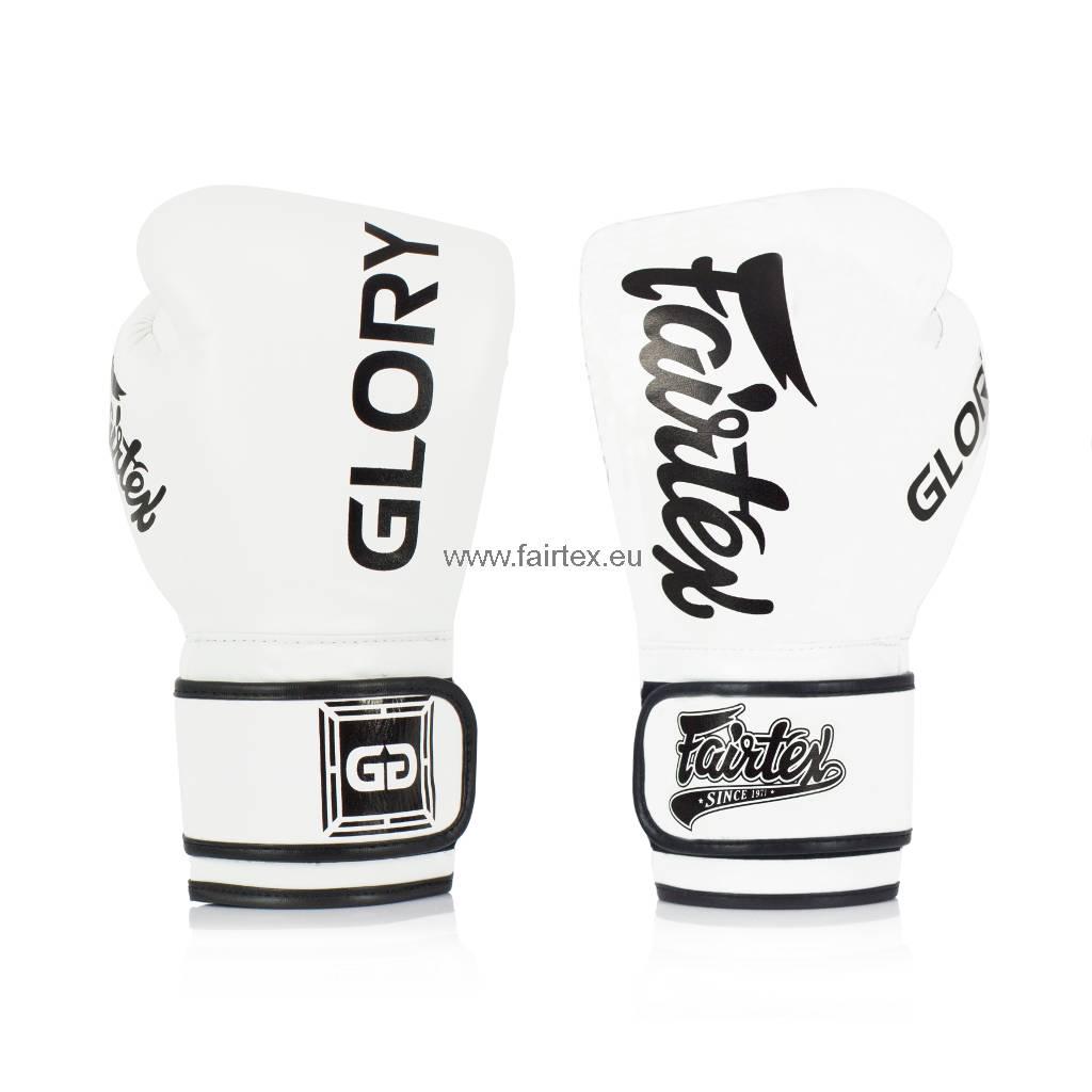 Fairtex BGVG1 Glory Competition Handschuhe - Weiß