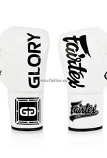 Fairtex BGVG1 Glory Competition Handschuhe - Weiß - 16 Oz