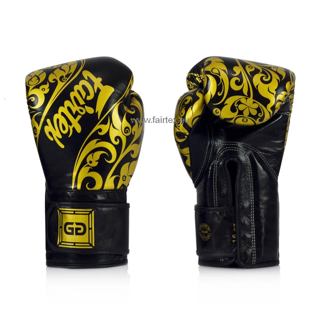 Fairtex BGVG2 Glory Limited Edition Gloves - Black