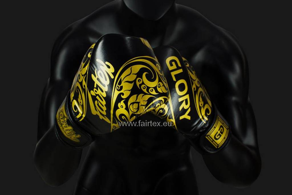 Fairtex BGVG2 Glory Limited Edition Handschuhe - Schwarz