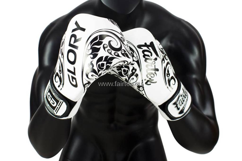 Fairtex BGVG2 Glory Limited Edition Bokshandschoenen - Wit