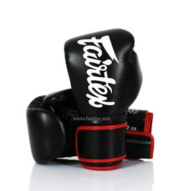 Fairtex BGV14 Improved Fight Gloves - Black