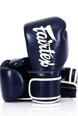 Fairtex BGV14 Improved Fight Gloves - Blue