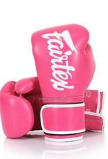 Fairtex BGV14 Verbeterde Bokshandschoenen - Roze