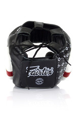 Fairtex HG10 Super Sparring Head Guard - Black