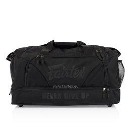 Fairtex BAG2 Fairtex Gym Bag - Black