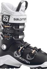 Salomon X ACCESS 70W WIDE: White / Black / Corail Ski Boots