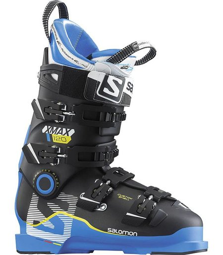 Salomon X MAX 120: Blue / Black