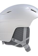 Salomon PEARL: White Womens Helmet