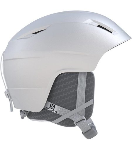 Salomon PEARL: White Womens Helmet