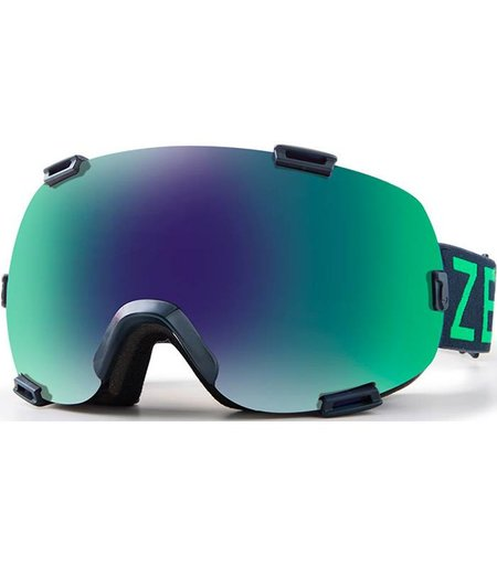 Zeal Optics VOYAGER: Midnight Forest: Jade Mirror Optimum