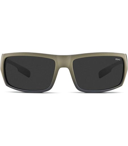 Zeal Optics SNAPSHOT: Harbor Grey Frame - Ellume Horizon Blue Lens