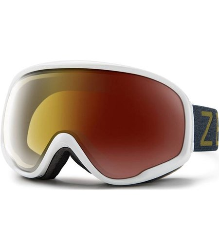Zeal Optics FORECAST: White Smoke: Polarized Automatic