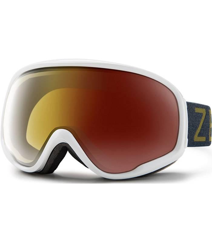Zeal Optics FORECAST: White Smoke: Polarized Automatic