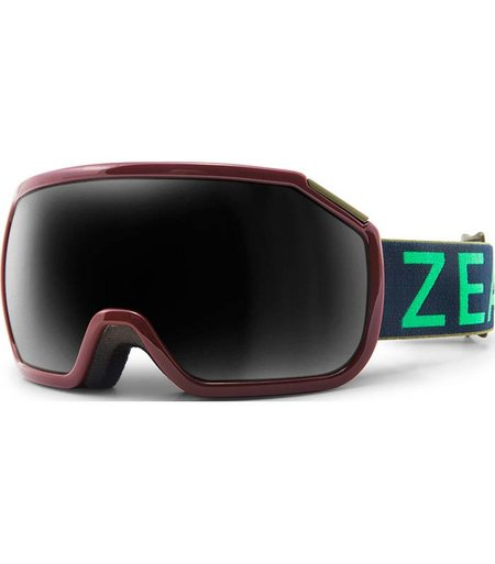 Zeal Optics FARGO: Indian Forest Frame with Dark Grey Polarised Lens Goggles