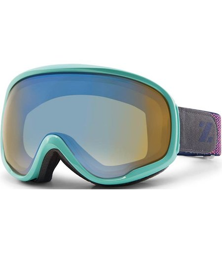 Zeal Optics FORECAST: Artic Mint: Bluebird HT Polarised
