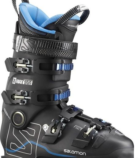 Salomon XMax 100 Black Ski Boots