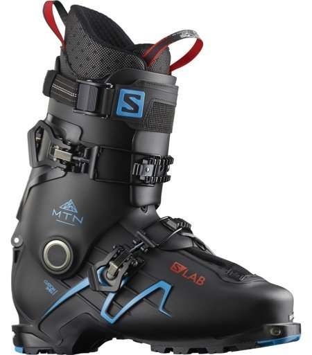 Salomon S/LAB MTN Black/Transcend Blue