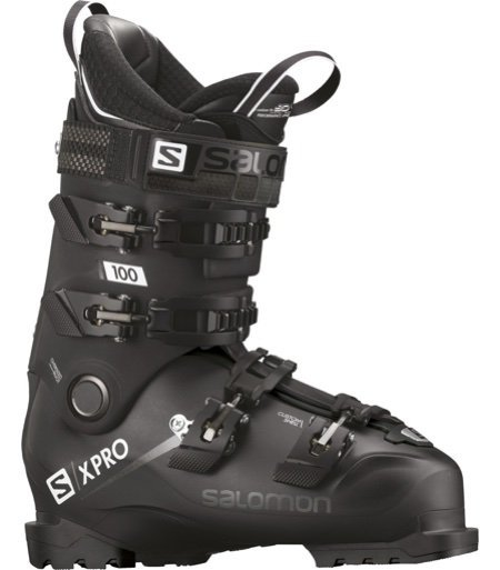 Salomon X PRO 100 Black/Metallic Black