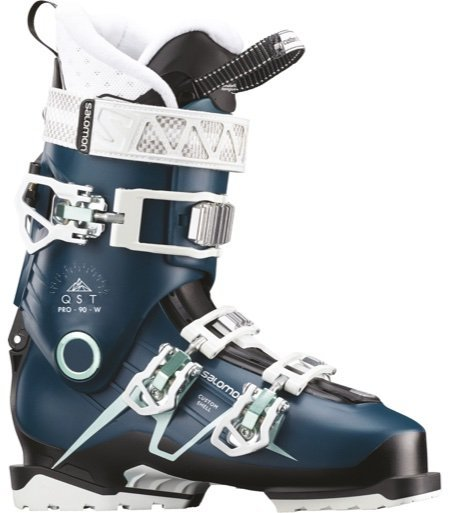 Salomon QST PRO 90 W Petrol Blue/Black