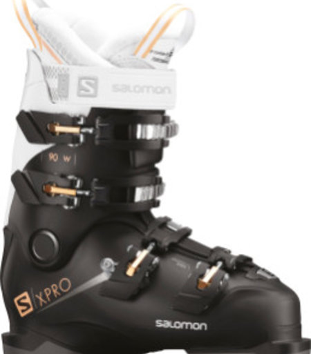 Salomon X PRO 90 W Black/White
