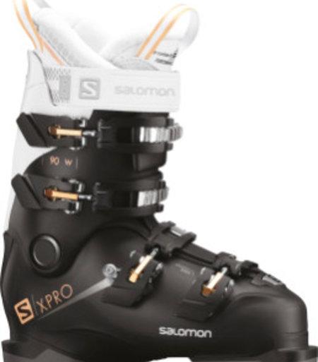 Salomon X PRO 90 W Black/White