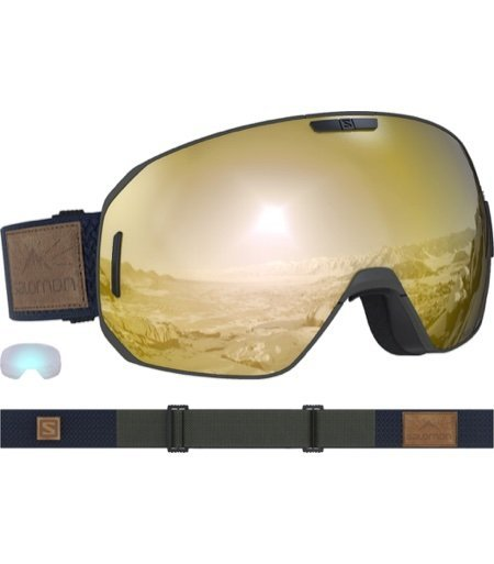 Salomon S/MAX Multilayer Tri-Tech S3 Extra Lens S1 Olive