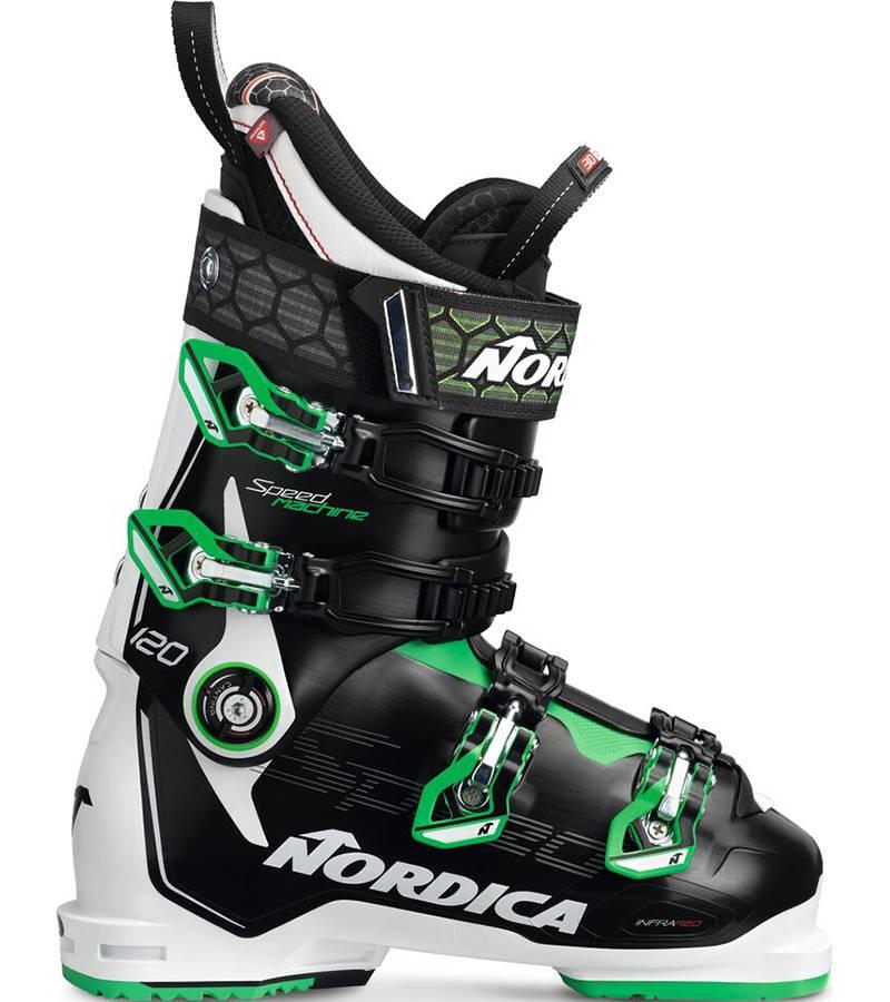 Nordica SPEEDMACHINE 120 Black Green & White